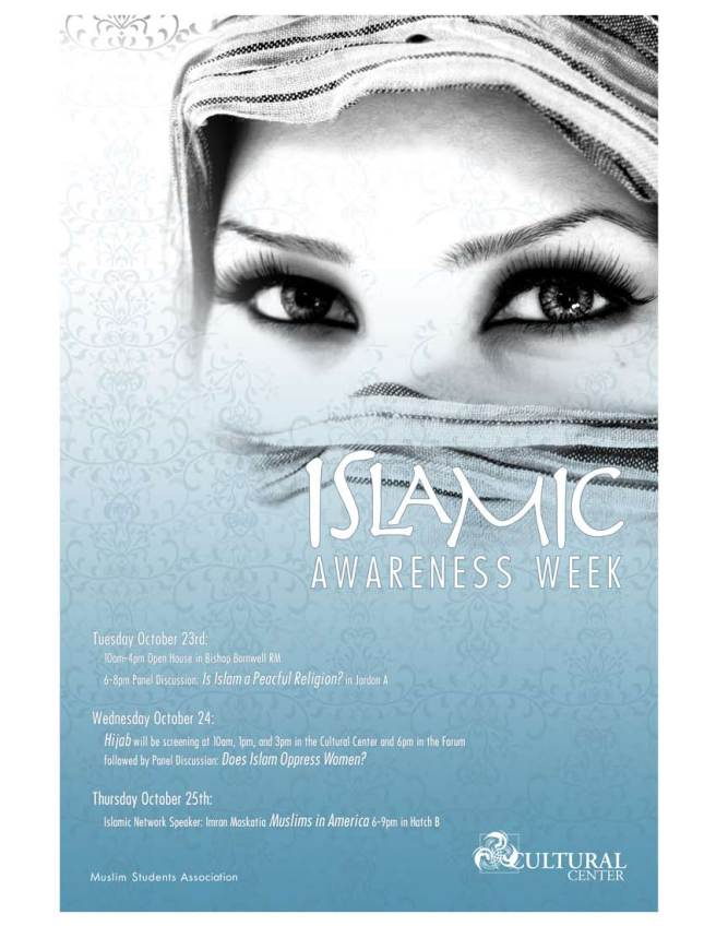 islamic awareness week