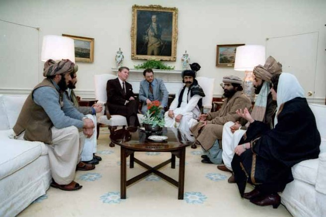 regan taliban