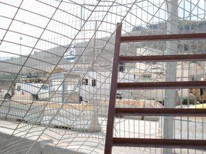 """Huwara checkpoint's """"humanitarian post"""""""