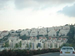 illegal Israeli settlement in East Jerusalem
