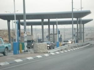 Beit Hanina Checkpoint (fall 2007)
