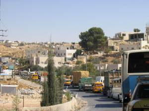Flying Checkpoint, Beit Sahour (fall 2005)
