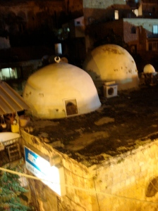 Zionist take over of a Palestinian mosque in Akka
