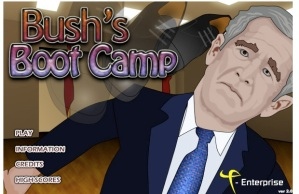 bush-boot-camp