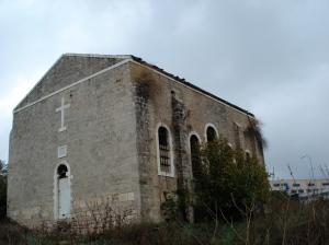 palestinian church in al bassa