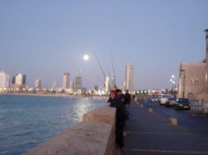 moon over yaffa