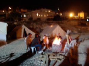 um kamel's tent in sheikh jarrah