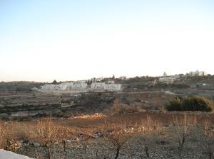 gush etzyon encroaching on palestinian land