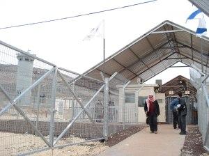 Qalandia checkpoint | body on the line