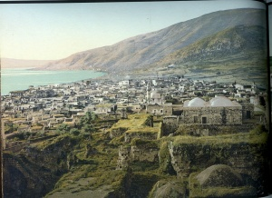 tabariya late 19th century