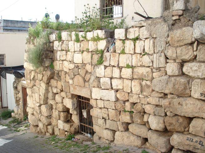 palestinian home in sakhnin, palestine