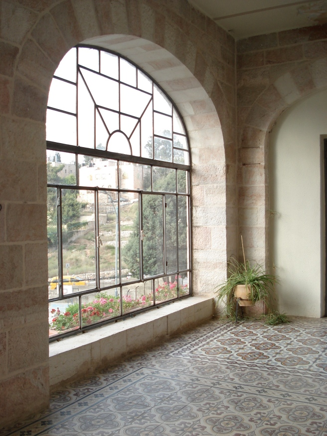 inside khalil sakakini cultural center