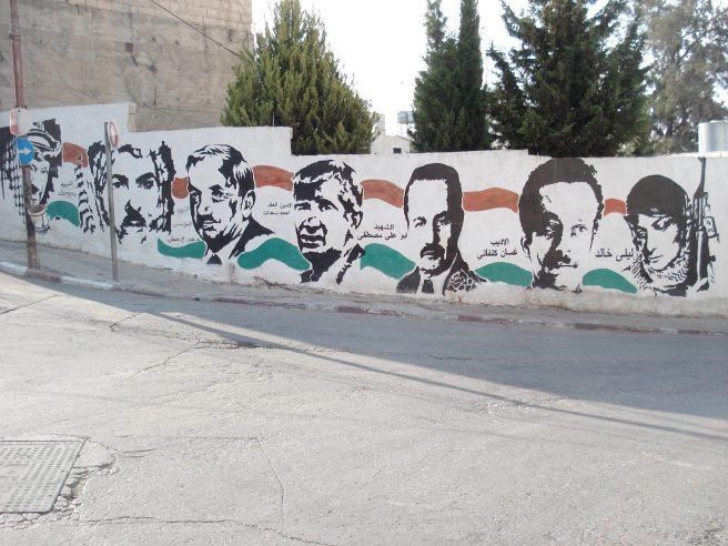beit sahour graffiti