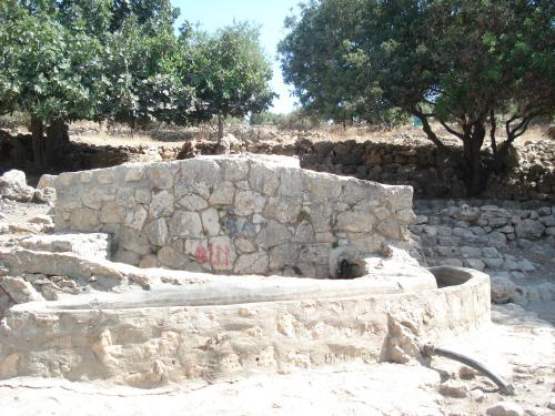 water well in beit itab