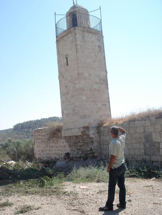 zakariya's mosque still standing